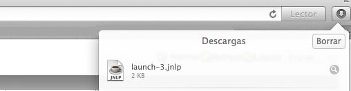 Descarga Java