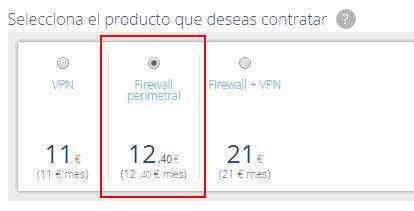 Compra firewall