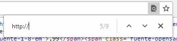 Buscar HTTP