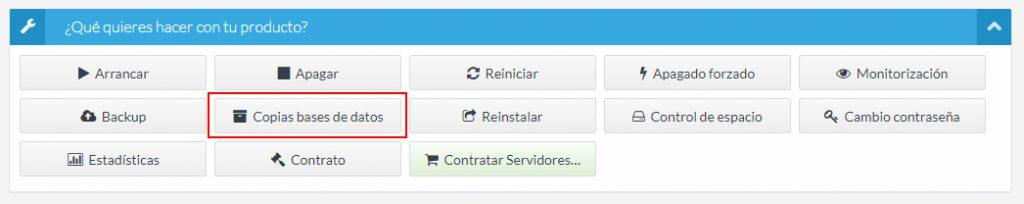 Herramientas servidor