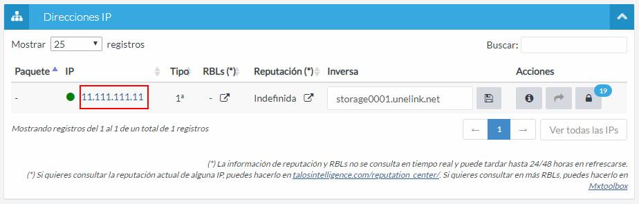 IP VPS Storage