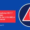 IMPORTANTE: Problemas de CloudLinux y cPanel con su última actualización